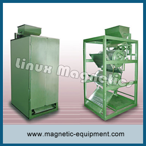 Double-Drum-Magnetic-Separator in Gujarat