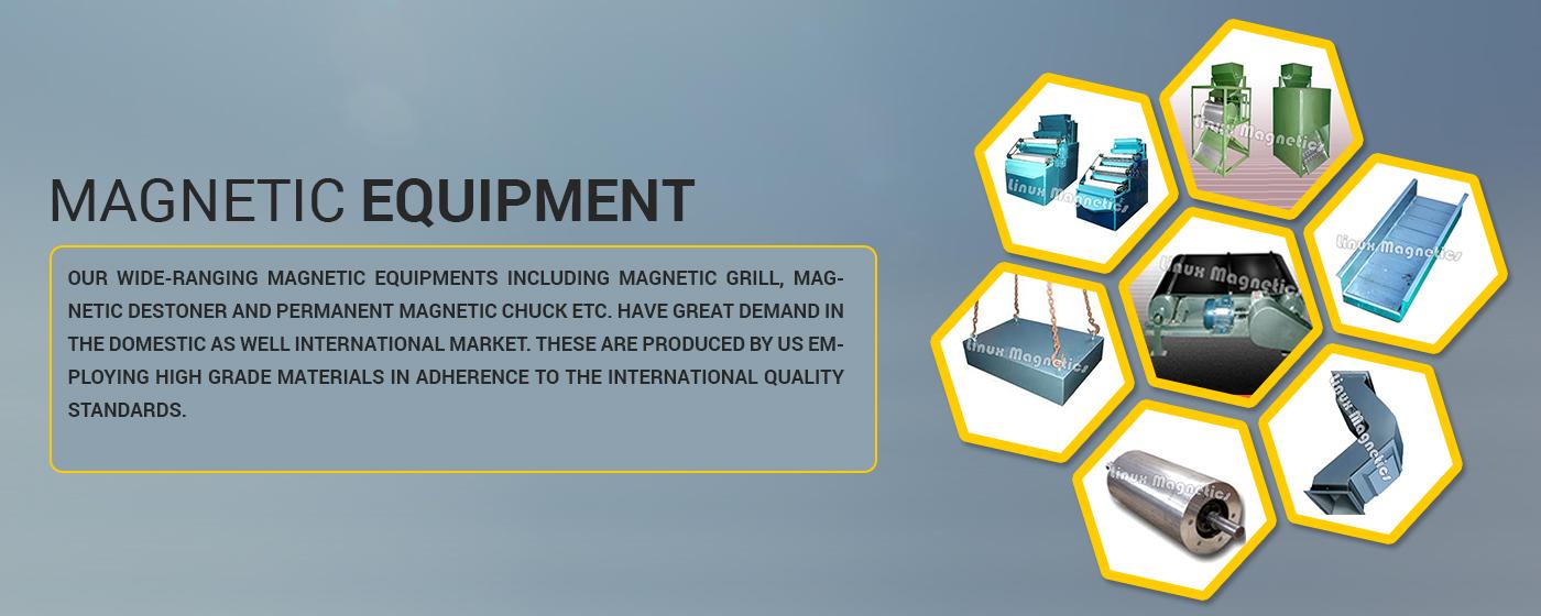 Magnetic Equipment supplier