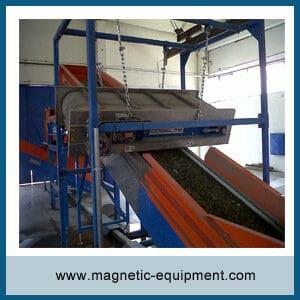 Belt Magnet Separator Manufacturer in Surat