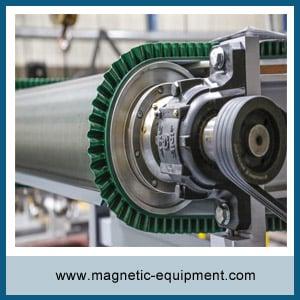 Eddy Current Separator machine manufacturer in Ahmedabad, Gujarat